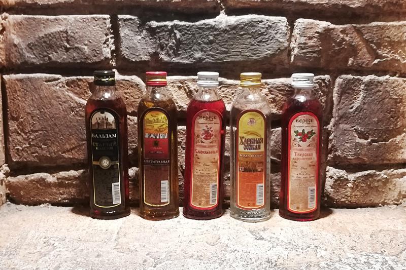 Местные напитки Вереск Торжок